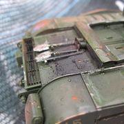Churchill Tank Detail