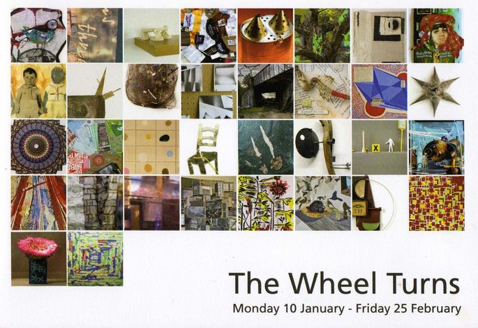 The Wheel Turns PV invite January 2011