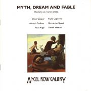 Myth, Dream and Fable Catalogue, Angel Row Gallery, Nottingham UK. 1992