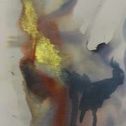 The Gold She Finds (Detail)
