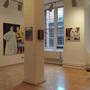 Women of a Nervous Disposition exhibition - Lace Market Gallery Nottingham April 2017