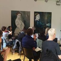 Art as Gift Symposium 13th may 2017 lace Market Gallery Nottingham