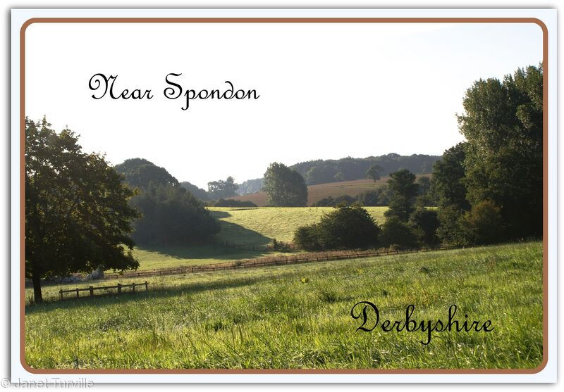 Near Spondon, Derbyshire