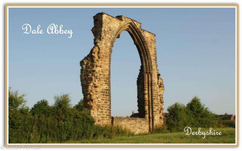 Dale Abbey, Derbyshire