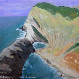 Stair Hole, Lulworth, Dorset
