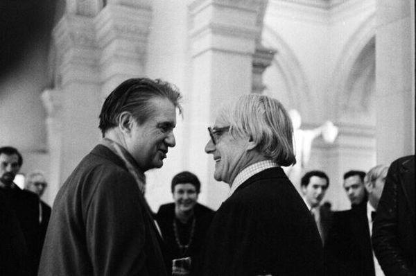 Willem de Kooning  & Francis Bacon