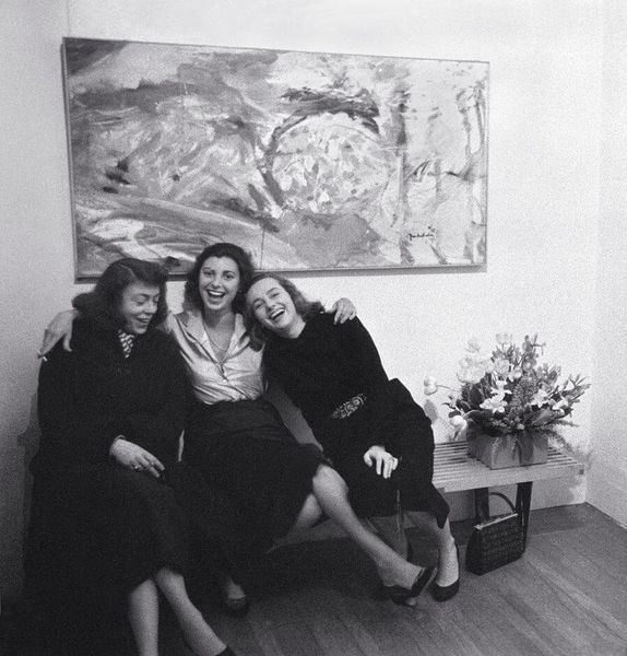 3 Great Abstract Expressionist painters