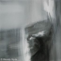 Abstraction in Monochrome Study 14