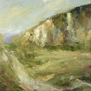 Leckhampton escarpment
