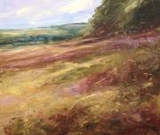 Autumn fields, Upton