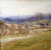 Flooded meadows, Burford