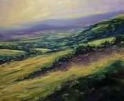 Sunset, Crickley Hill
