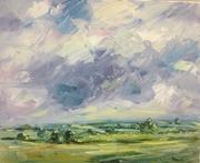 Adlestrop fields