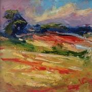 Summer fields, Sherborne