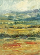 Summer fields, Longborough