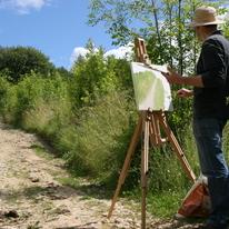Rupert painting