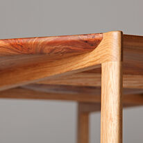 Pythagoras Tea Table - attention to detail