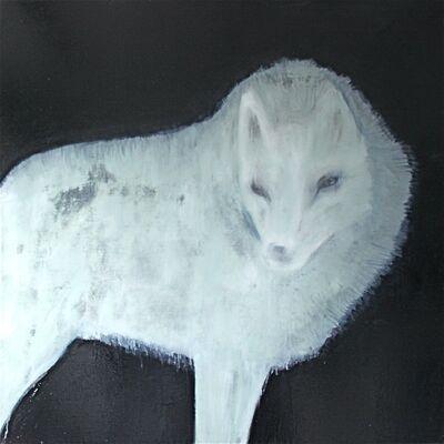 Green Arctic Wolf