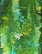 Green Flow scarf