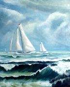 Close to the wind- Sold