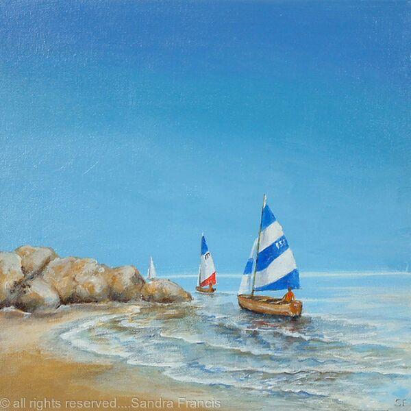 Sailing Past
