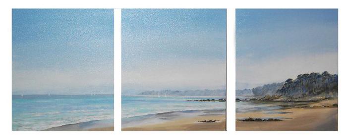 January Triptych