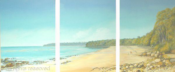 Priory Bay Triptych