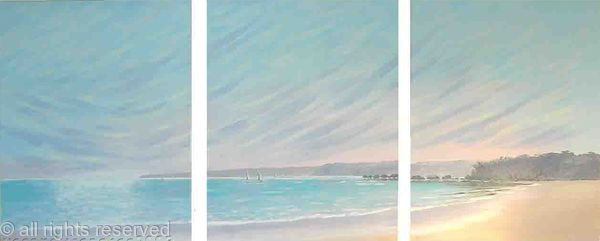 Twilight Triptych