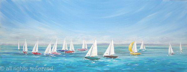 Mermaid Yachts Sailing