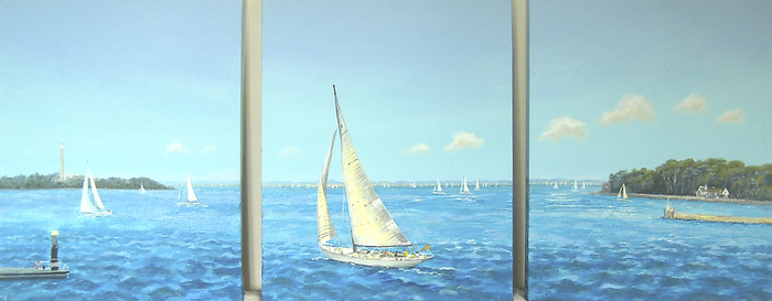 Cowes Triptych