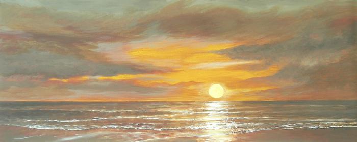 Russet Sunset