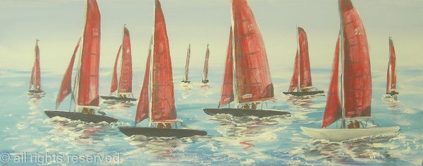 Redwings Yachts Sailing