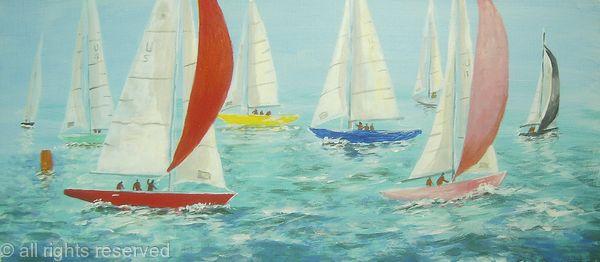 Mermaid Yachts Racing