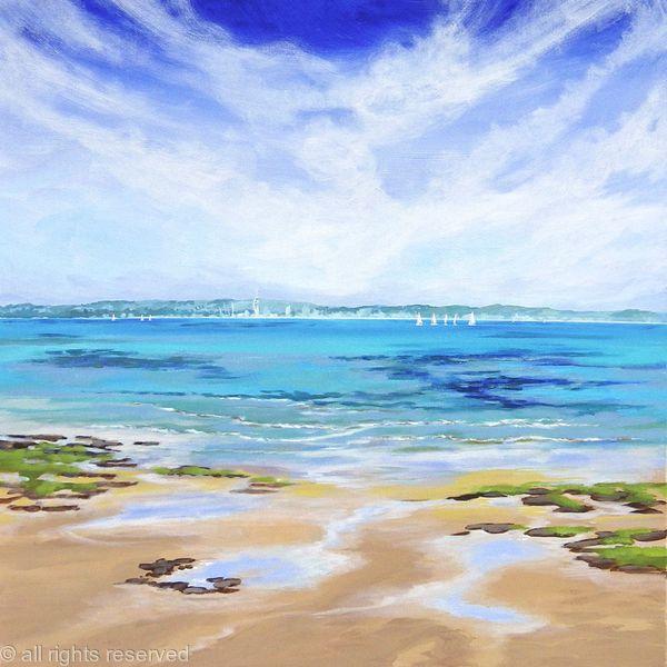Summer Solent View