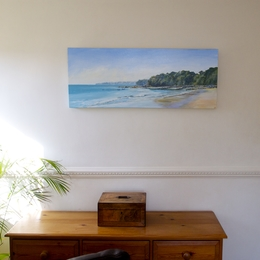 Seagrove Bay in customers' home