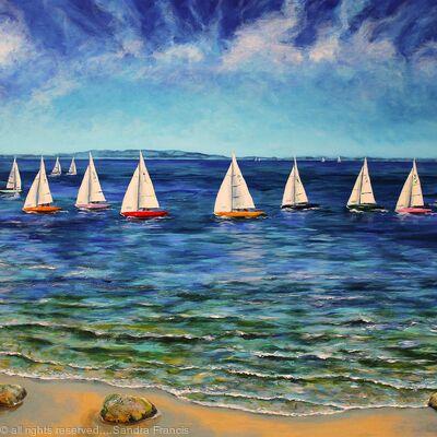 Sails Near and Far