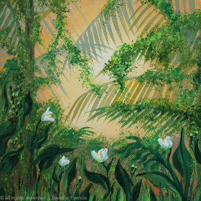 Forest foliage