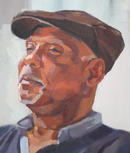 Jim Robertson - Detail