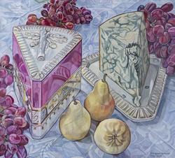 'Stilton and Golden Pears'