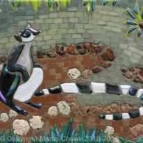 Ring Tailed Lemur #2