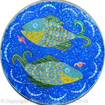 Majolica Fish