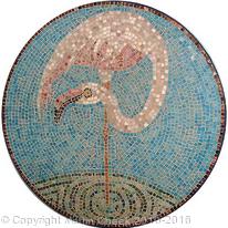 In Balance: Flamingo