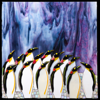 'A Raft of Penguins'