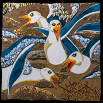 'A Squabble of Seagulls'
