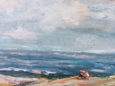 picnic on White Cliffs Dover.
