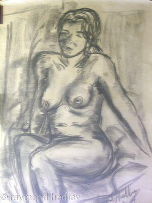 Anne sitting