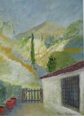 Luth de pinares de San Anton. No.1.