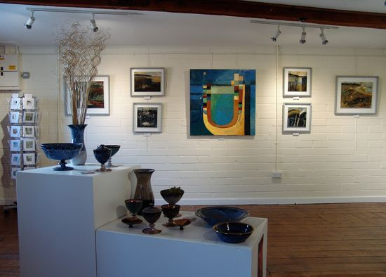 Art and pottery