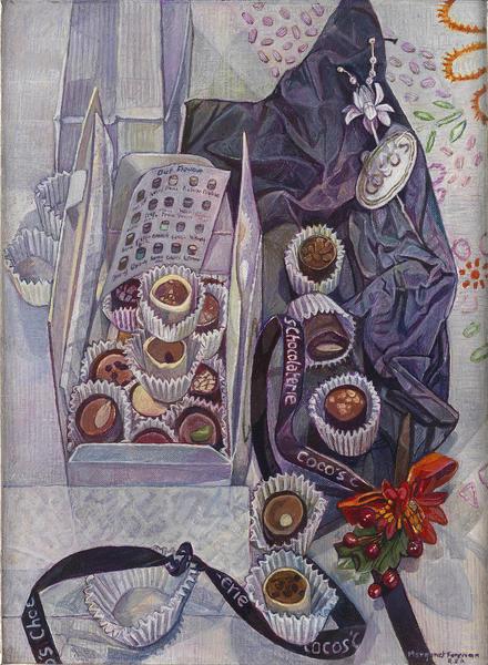 Chocolates from John