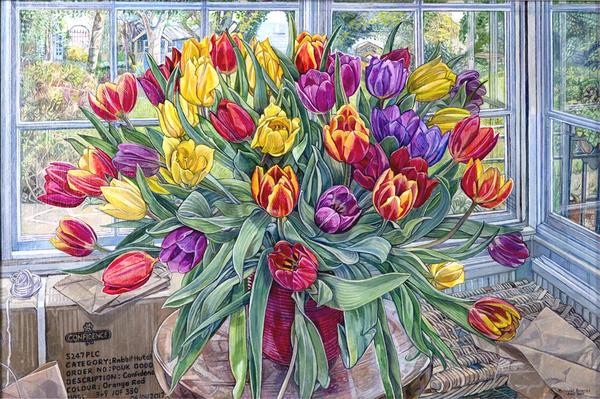 'Seaside Festival Tulips'